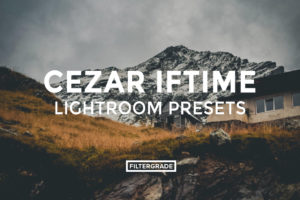 FEATURED Cezar Iftime Lightroom Presets - FilterGrade