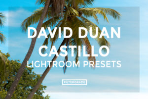 FEATURED David Duan Castillo Lightroom Presets - FilterGrade