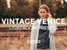 FEATURED Thomas Beerten Vintage Venice Lightroom Presets - FilterGrade