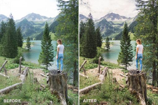 6 An Adventure Filled Life Lightroom Presets - FilterGrade