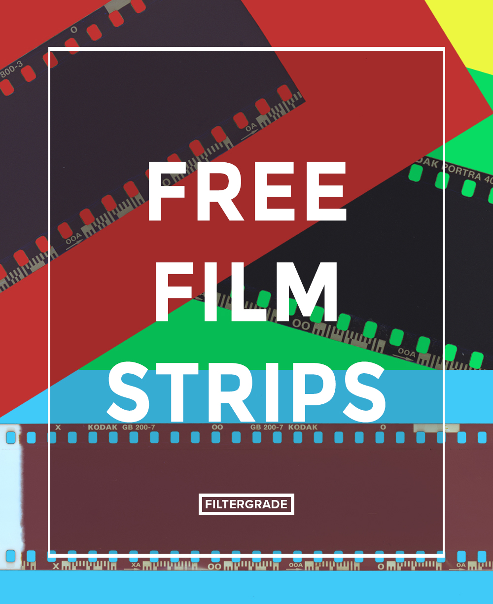 FREE FILM STRIPS* - FILTERGRADE