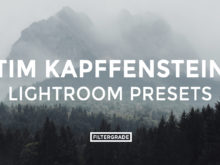 FEATURED 1 - Tim Kapffenstein Lightroom Presets - @the_camera_dude - FilterGrade
