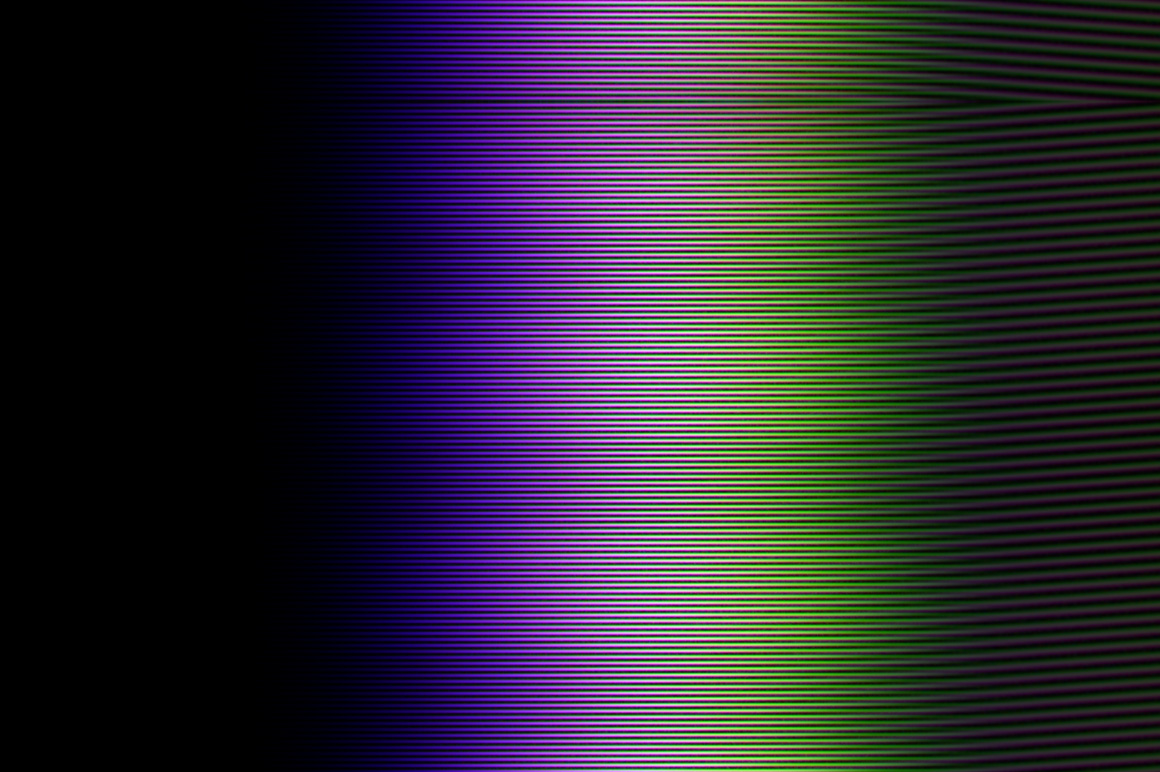 glitch video 4k resolution
