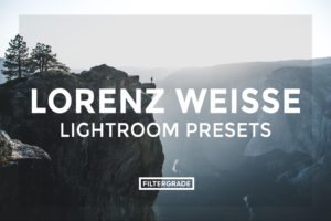 FEATURED Lorenz Weisse Lightroom Presets - FilterGrade