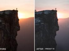 13 Forrest Blake Lightroom Presets - @rockypines - FilterGrade