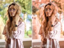 10 Soft Rose - Kim Rose Lightroom Presets - FilterGrade