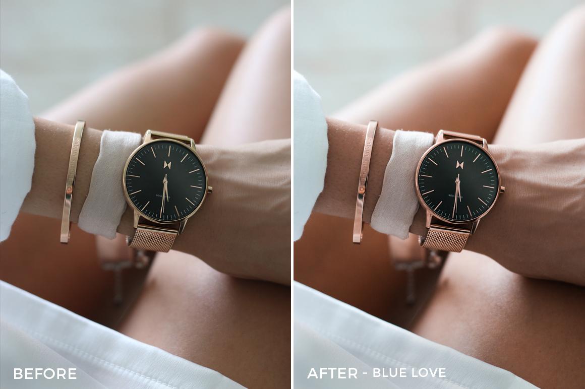 1 Blue Love - Kim Rose Lightroom Presets - FilterGrade