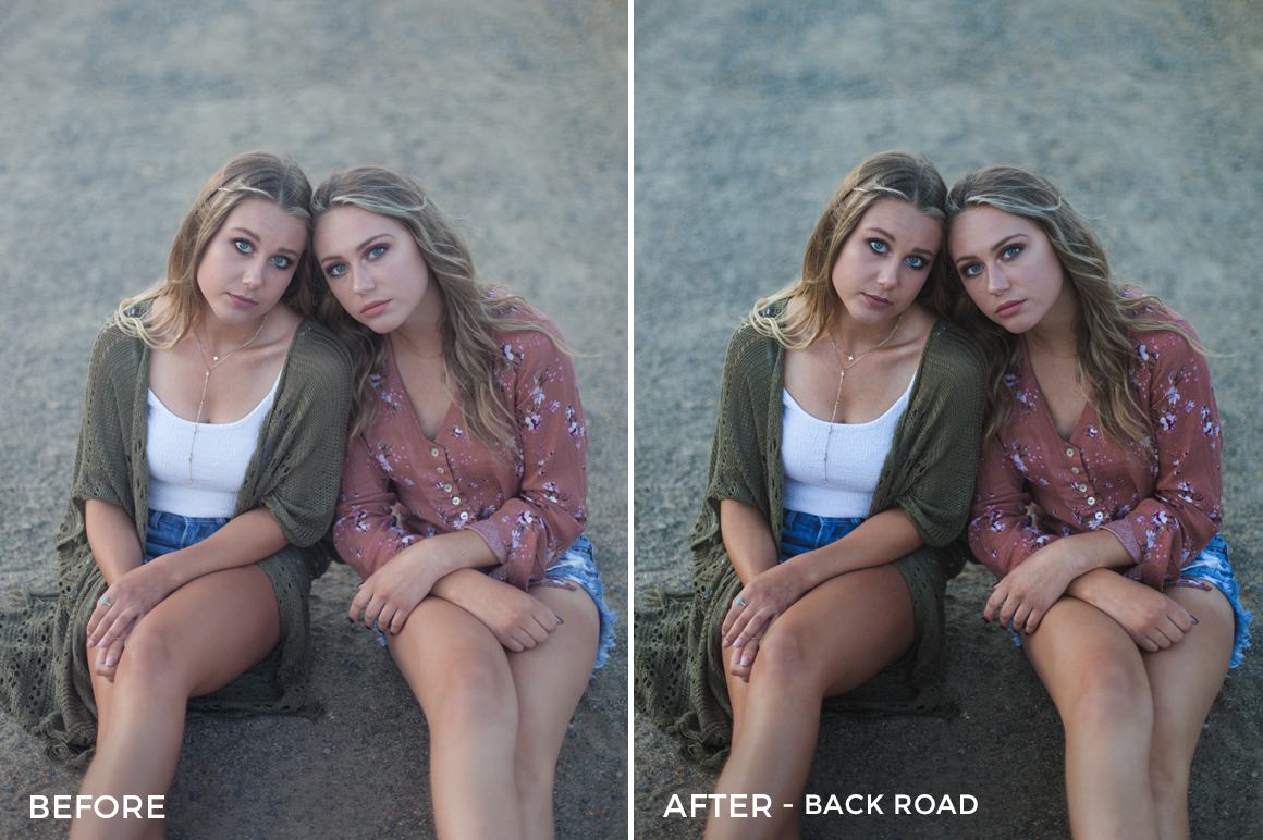 1 Back Road - Shay Photography Lightroom Presets - FilterGrade
