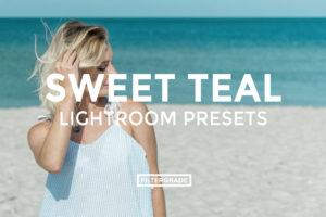 FEATURED - Sweet Teal Blog Lightroom Presets - FilterGrade