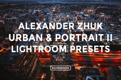 Update AZhuk Urban and Portrait Lightroom Presets II - FilterGrade