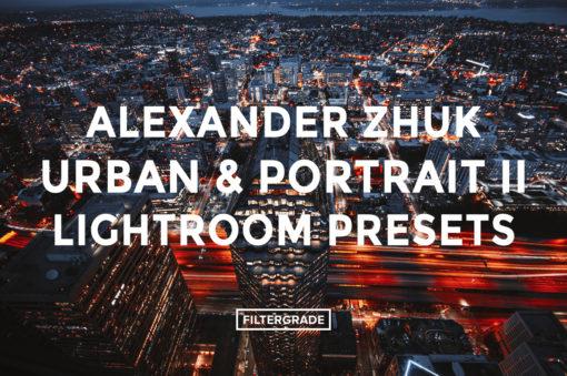 Update AZhuk Urban and Portrait Lightroom Presets II - FilterGrade