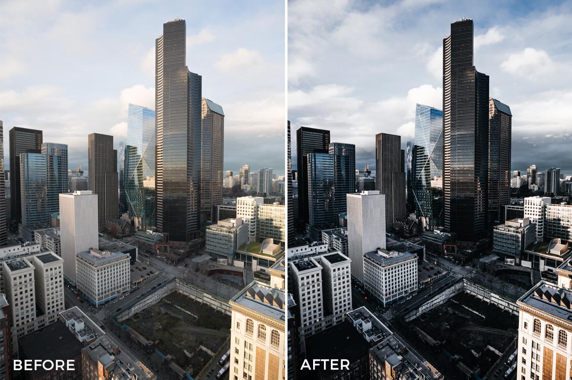 3 Update AZhuk Urban and Portrait Lightroom Presets II - FilterGrade
