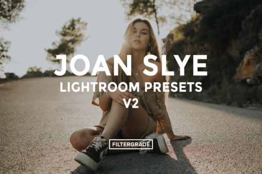 Featured - Joan Slye Lightroom Presets V2 - FilterGrade