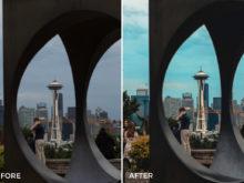 15 David Duan Castillo Seattle Lightroom Presets Collection - FilterGrade