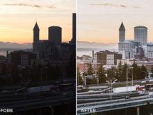 3 David Duan Castillo Seattle Lightroom Presets Collection - FilterGrade
