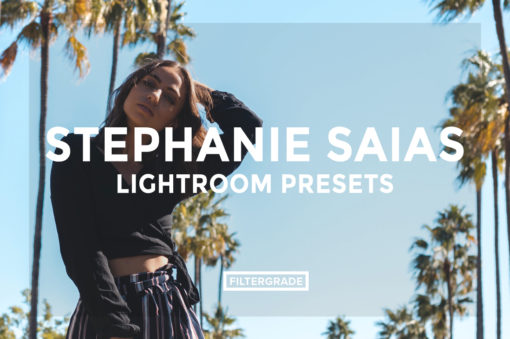 Featured - Stephanie Saias Lightroom Presets - FilterGrade