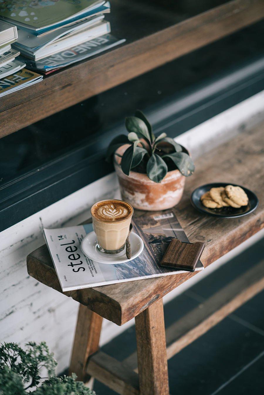 styling cafe lifestyle photography