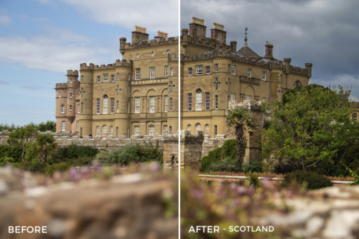 Scotland - Tim Reichert Lightroom Presets - FilterGrade