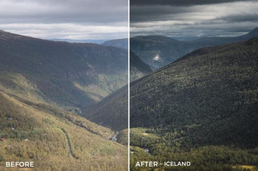 Iceland - Tim Reichert Lightroom Presets - FilterGrade