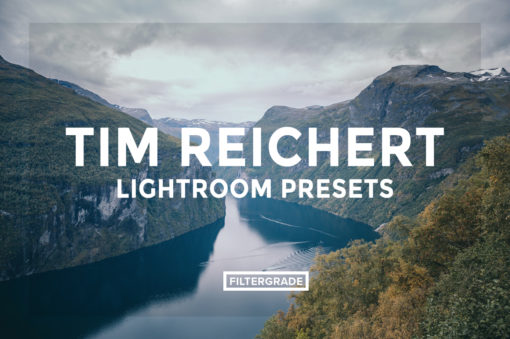 Featured - Tim Reichert Lightroom Presets - FilterGrade