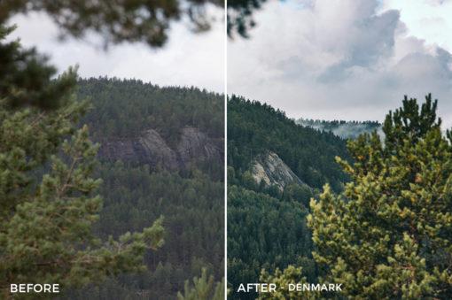 Denmark - Tim Reichert Lightroom Presets - FilterGrade