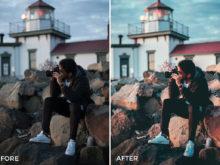 12 Alexander Zhuk Urband & Portrait II Lightroom Presets - FilterGrade
