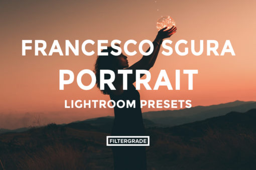Featured Francesco Sgura Portrait Lightroom Presets - FilterGrade