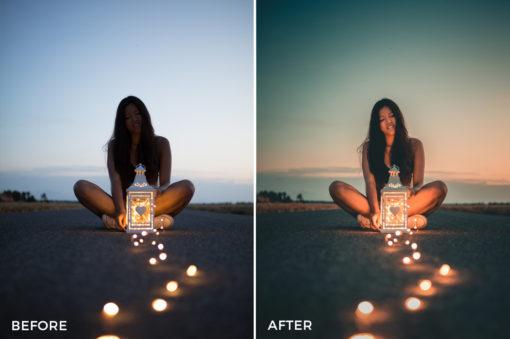 5 Francesco Sgura Portrait Lightroom Presets - FilterGrade