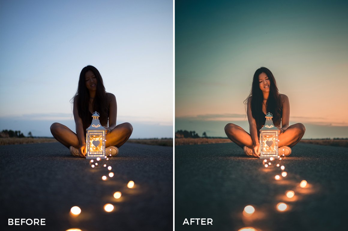 5 Francesco Sgura Portrait Lightroom Presets - FilterGrade