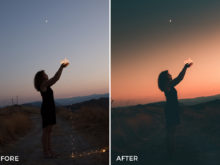 4 Francesco Sgura Portrait Lightroom Presets - FilterGrade