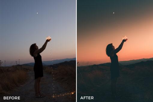 4 Francesco Sgura Portrait Lightroom Presets - FilterGrade