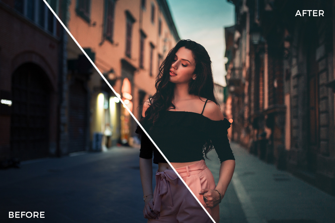 3 Francesco Sgura Portrait Lightroom Presets - FilterGrade