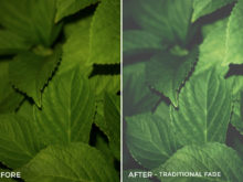 Traditional Fade - Simplctyy Lightroom Presets - FilterGrade