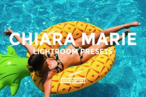 Featured - Chiara Marie Lightroom Presets - Chiara Steck - FilterGrade