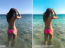 Bluewater - Chiara Marie Lightroom Presets - Chiara Steck - FilterGrade