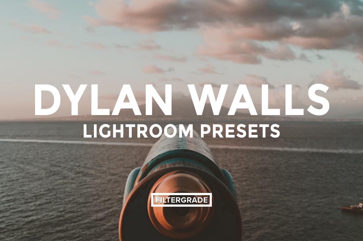 *Featured - Dylan Sanfilippo Lightroom Presets - FilterGrade
