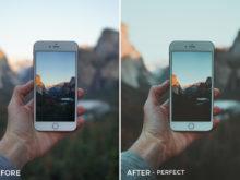 Perfect - Dylan Sanfilippo Lightroom Presets - FilterGrade