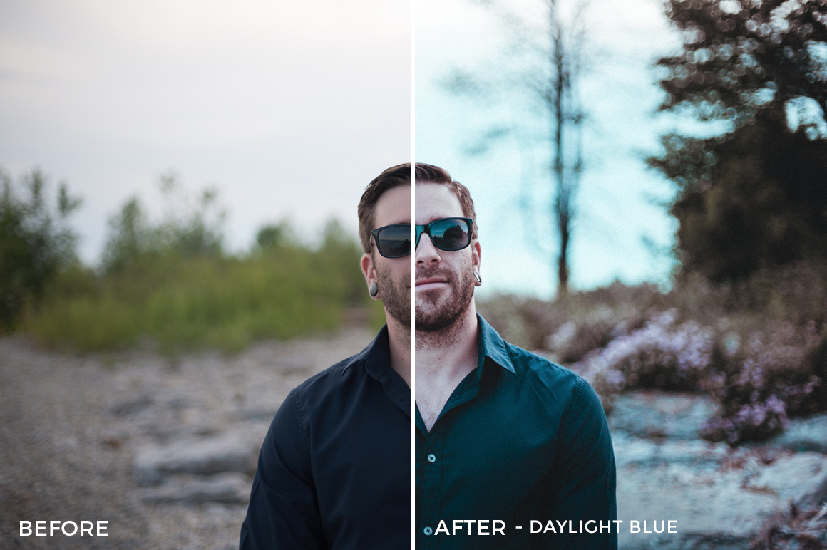 Daylight Blue - Jessie Raynard Lightroom Presets - FilterGrade