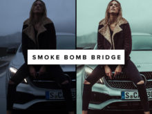 Smoke-Bomb-Bridge---ROAD-TRIP-X-Lightroom-Preset---Basti-Hansen