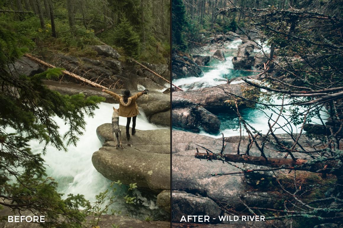 Wild River - Kopernikk Lightroom Presets - FilterGrade