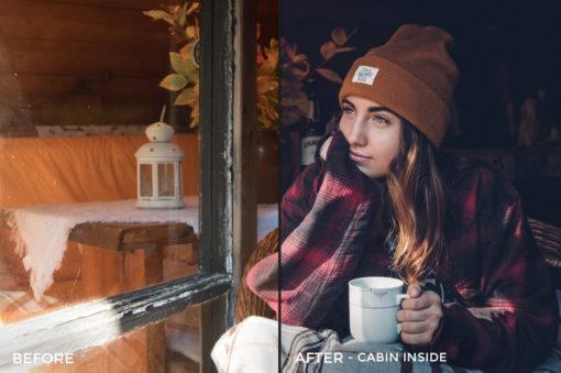 Cabin Inside - Kopernikk Lightroom Presets - FilterGrade