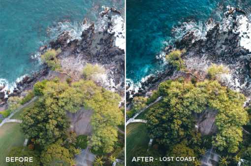 Lost Coast - Austin Welch Lightroom Presets - FilterGrade