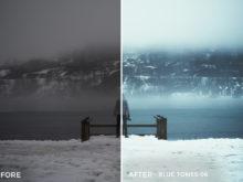 Blue Tones 6 - Aitor Carrera Lightroom Presets - FilterGrade