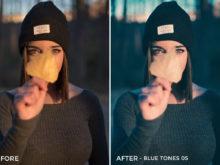 Blue Tones 5 - Aitor Carrera Lightroom Presets - FilterGrade