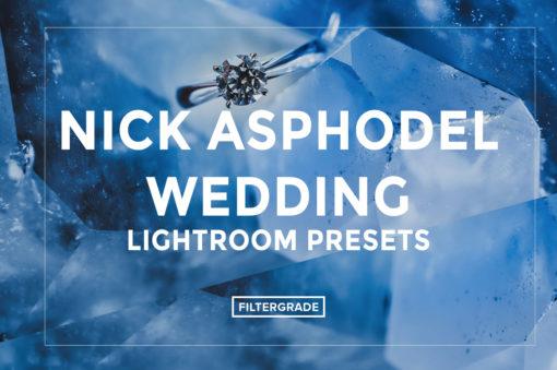 Featured Nick Asphodel Wedding Lightroom Presets - FilterGrade