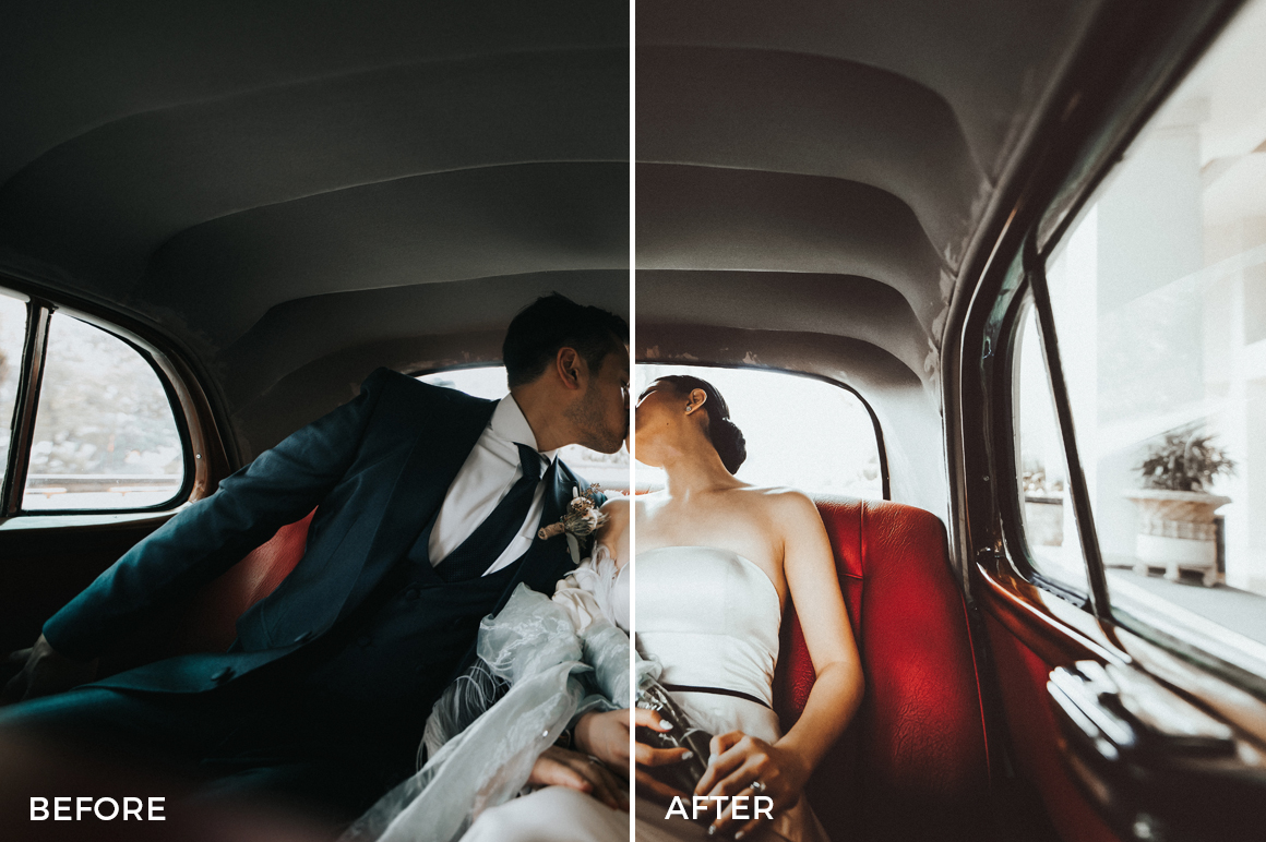 5 Nick Asphodel Wedding Lightroom Presets - FilterGrade