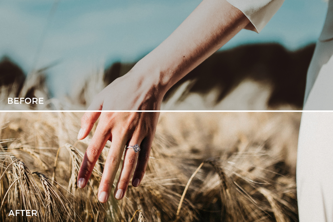 2 Nick Asphodel Wedding Lightroom Presets - FilterGrade