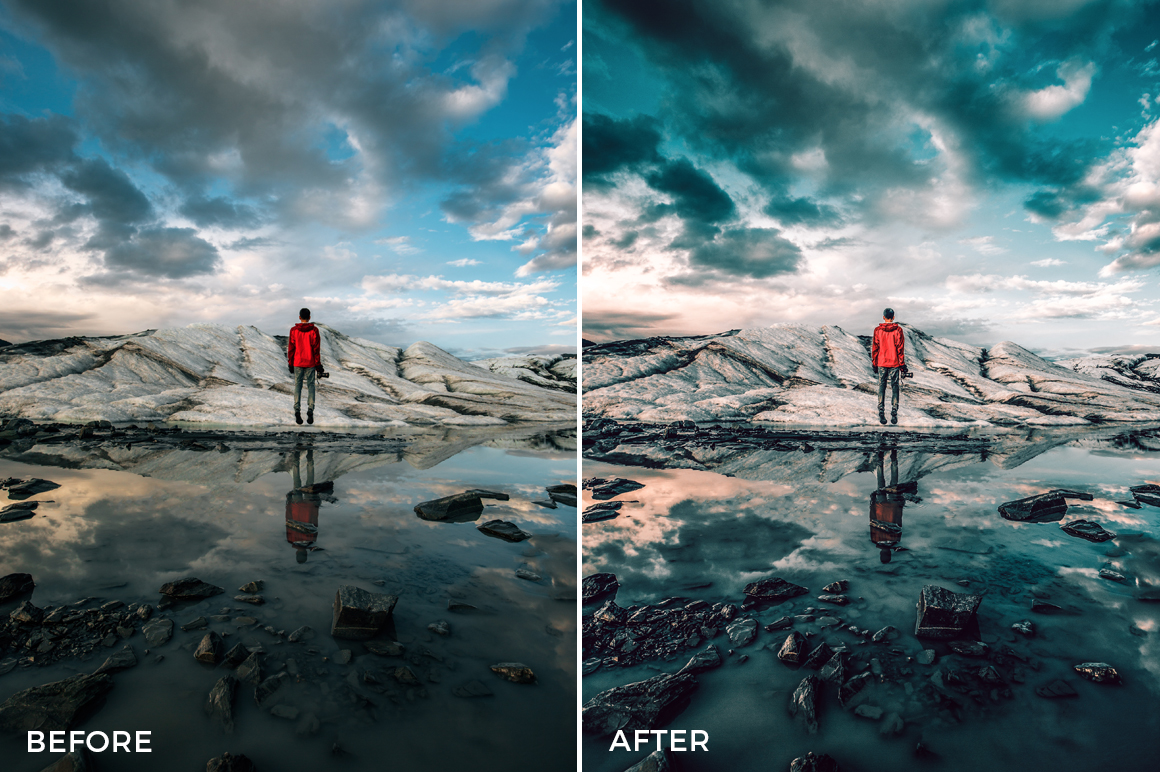 8 Nick Asphodel Travel Lightroom Presets - FilterGrade