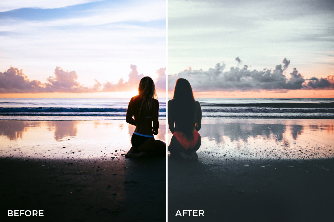 7 Nick Asphodel Travel Lightroom Presets - FilterGrade