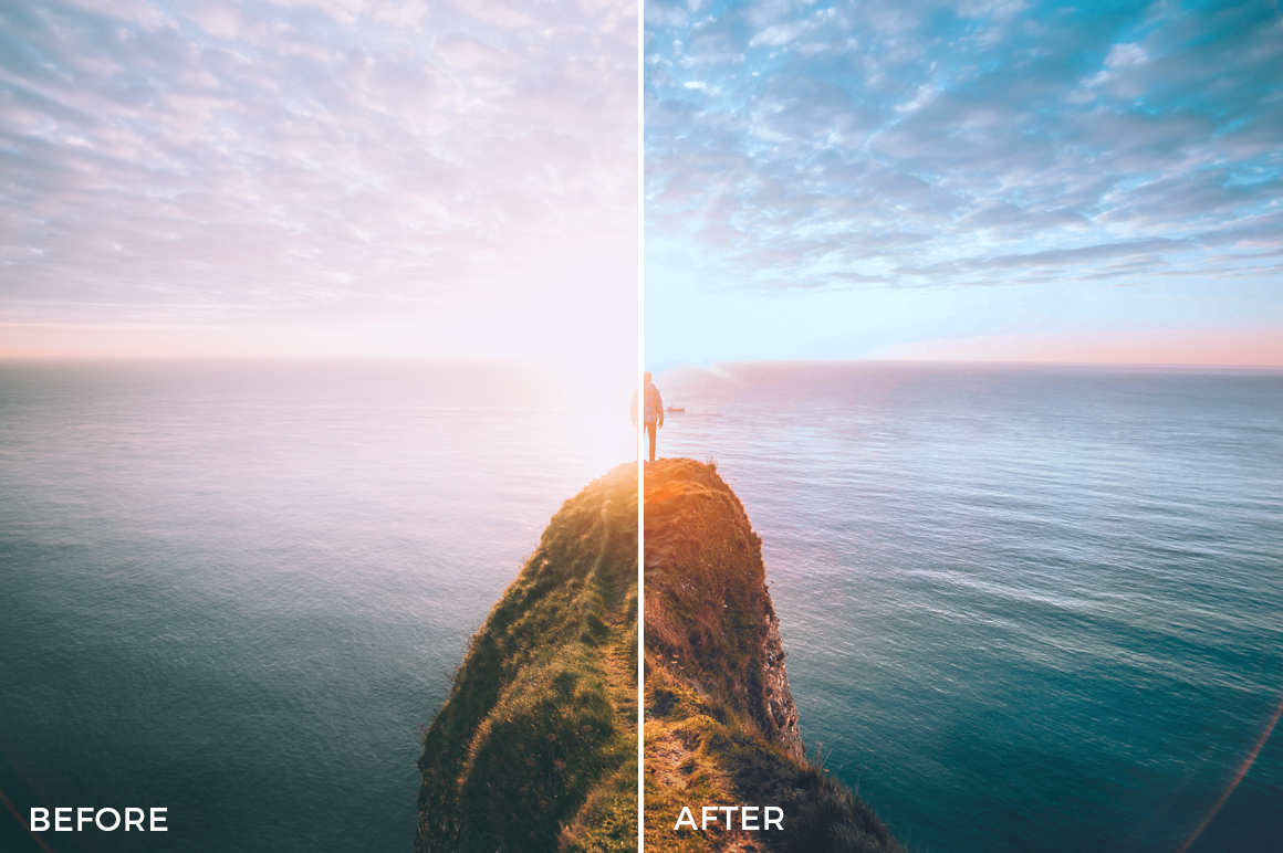 6 Nick Asphodel Travel Lightroom Presets - FilterGrade